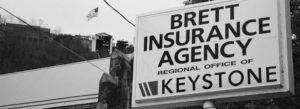 Header - About Brett Insurance Agency Keystone Insurance